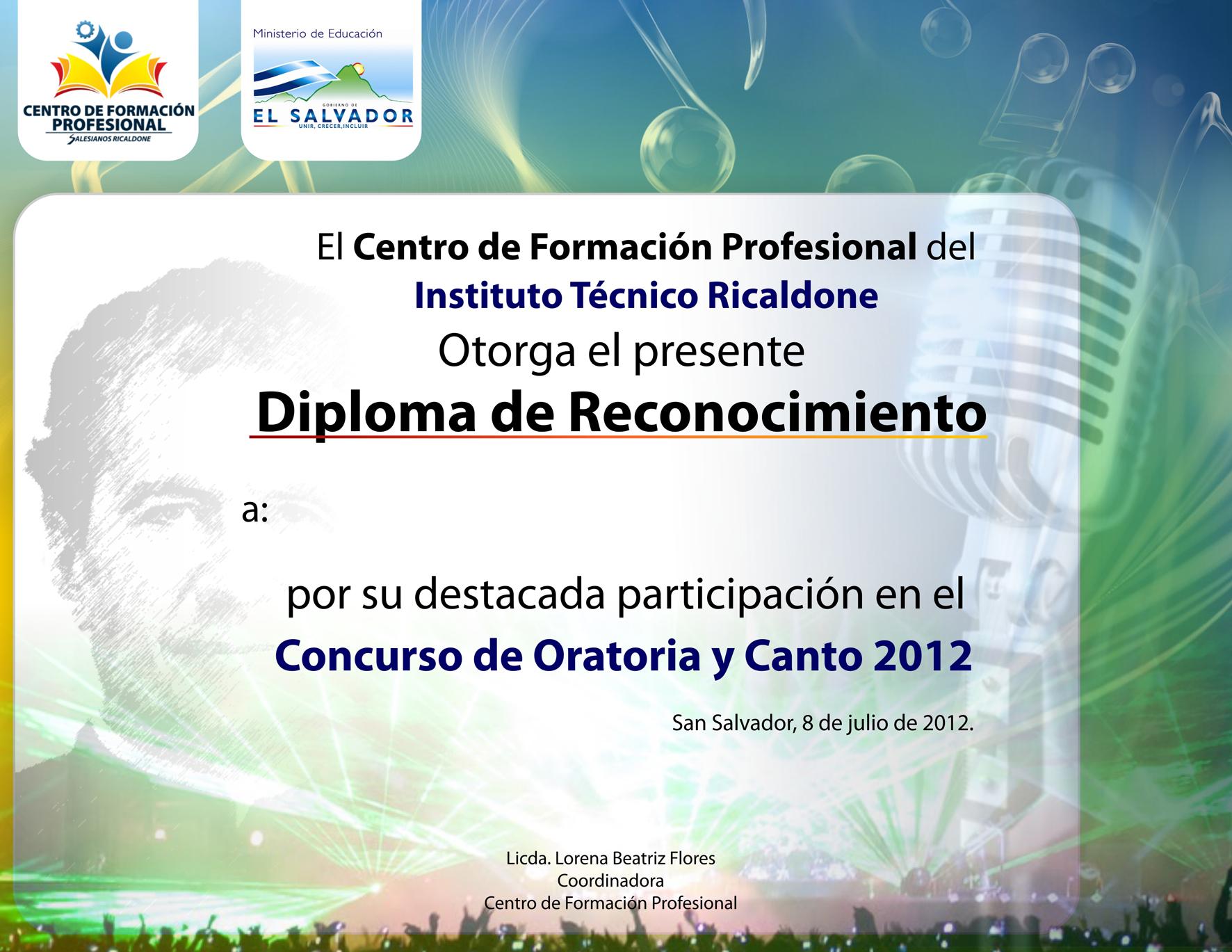 Diplomas Plantillas Word Mejor Conjunto De Frases | apexwallpapers.com