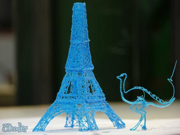 3Doodler [Ejemplo]