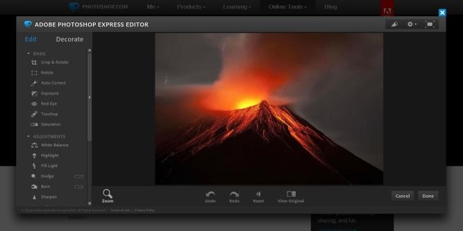 Photoshop Express Editor [Ejemplo1]