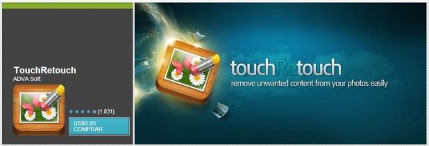 TouchRetouch Free [Pantalla de descarga comprada]