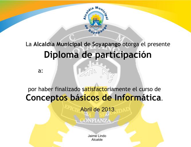 Diploma Computación
