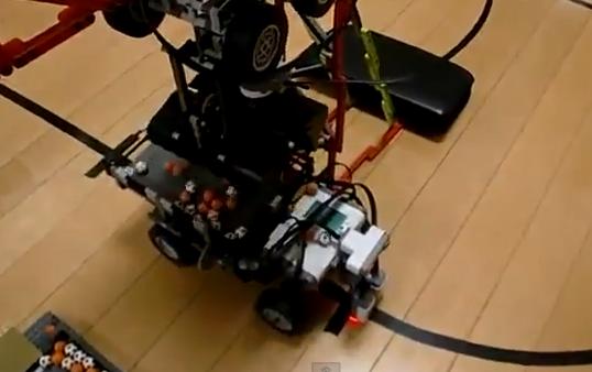 Máquina de Rube Goldberg [Lego 1]