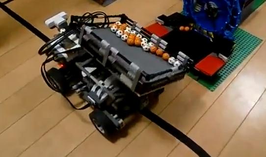 Máquina de Rube Goldberg [Lego 2]