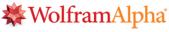 WolframAlpha [Logo]