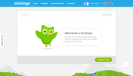 Duolingo [Pantalla1]