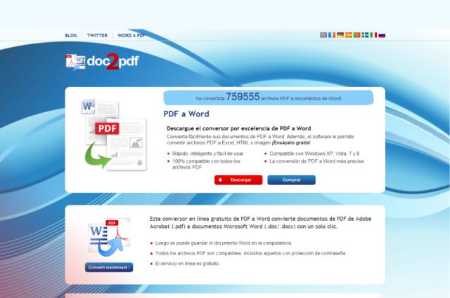 convertir pdf escaneado a word editable gratis en linea