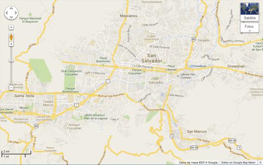 Google Maps [Ejemplo 1]