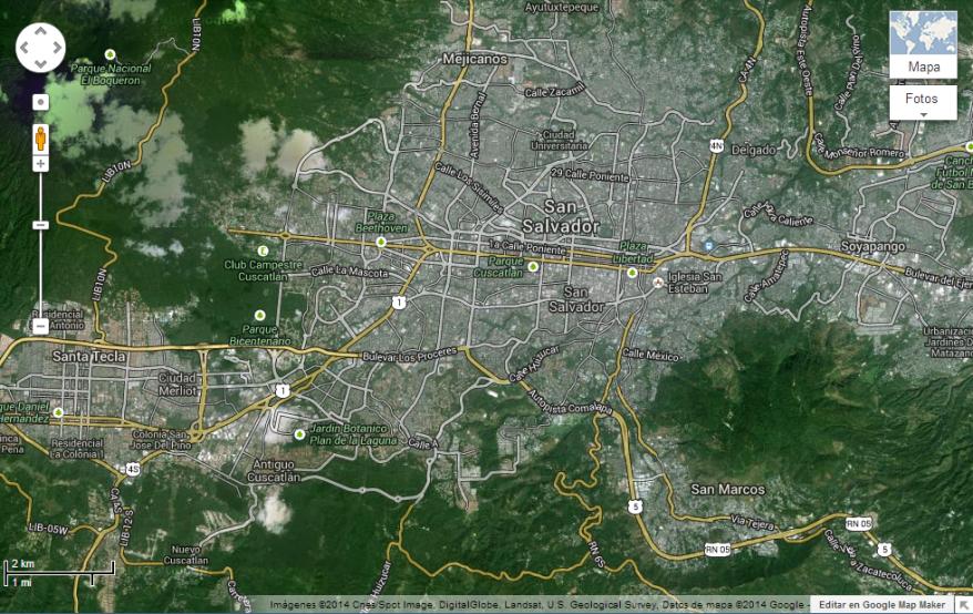Google Maps [Ejemplo 2]