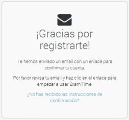 ExamTime [Registro aceptado]
