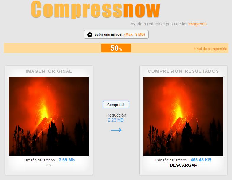 Compressnow [Ejemplo]