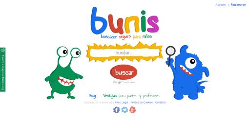 Bunis [Pantalla principal]